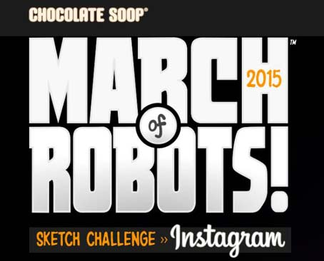 March Of Robots 2015