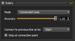 LNP Connected Lines UI