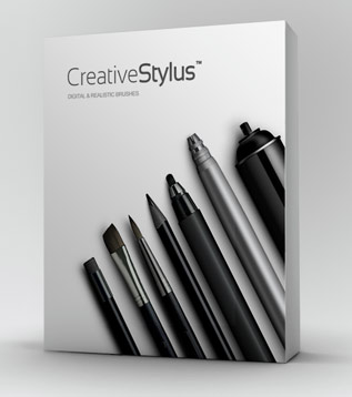 Roman's Creative Stylus Brushes